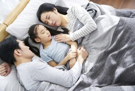 新型コロナウイルスで臨時休校の今、お子さんたちは何時まで寝ている?