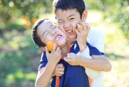 兄弟を持つママさん、男の子同士のケンカは激しいですか?微笑ましい仲良しエピソードも