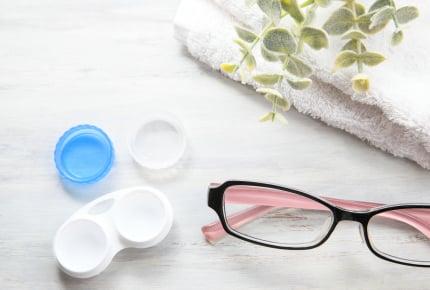 中学生のコンタクト、便利?不便?メガネの方がいい?疑問だらけのママへのアドバイス
