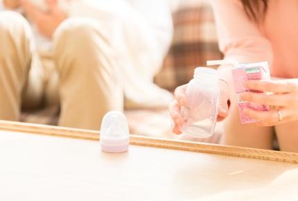 日本初の液体ミルク発売から1年。液体ミルクユーザーが実感する子育てにおける変化とは