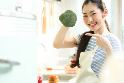 ブロッコリーの美味しい食べ方選手権!茹でる、炒める、そのほかの調理法は?