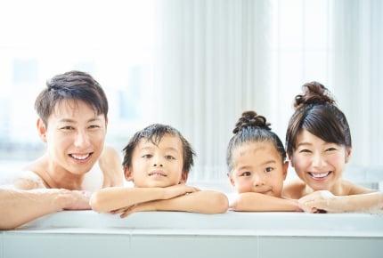 娘がパパとお風呂に入るのは何歳まで?ママたちの考える基準をご紹介