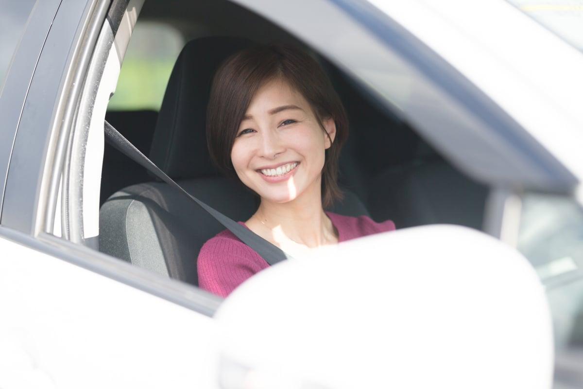 運転・女性