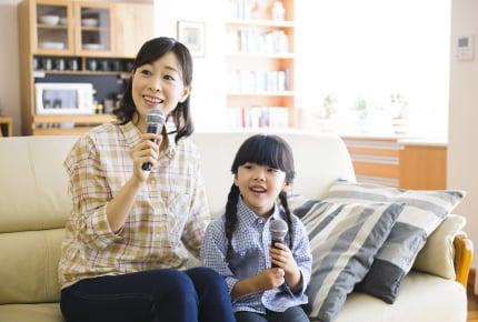 親子でカラオケ…… 楽しそうだけれど何歳でデビュー?大きな音でも大丈夫?