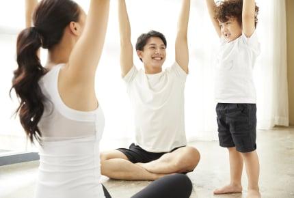 外出自粛は「家の中でじっとしていること」ではない!子どもはどれくらいの時間運動したらいいの?