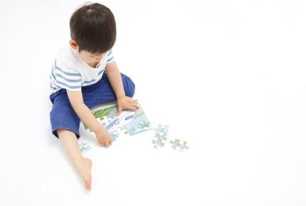幼少期にパズルが得意だと賢い子になる?ママの期待は叶うのか?