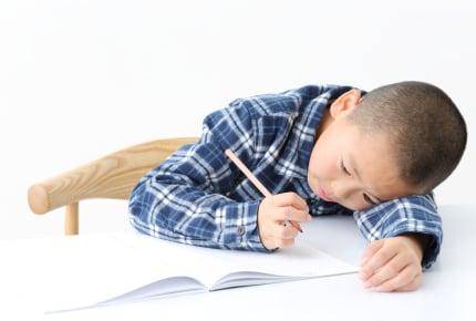 年長なのに全然勉強をしない!小学校に入ったらちゃんと勉強をするようになる?