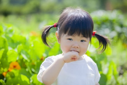 指しゃぶりがやめられない3歳の娘。やめさせられる方法はある?