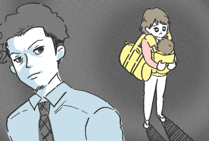 【後編】義両親と同居のママ。義姉の帰省が頻繁すぎて家を飛び出したら……?
