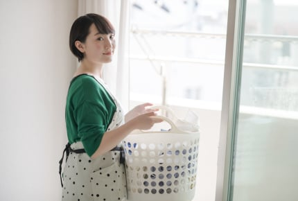洗濯物を外干ししないママたち、それぞれの事情とは?