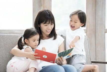 読み聞かせが多くて疲れるけれど……絵本は子どもに「自分のものさし」を作ってくれる