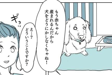 出産直前に義母が「愛犬をどうにかしろ」と言い出した。入院中のペットをどうすれば……