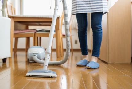 家がキレイな人ほど貯金が多い?「お掃除偏差値」の高いママたちの掃除テクニックとは