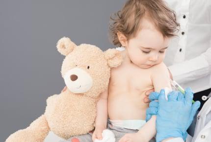 子どもの予防接種と乳幼児健診は遅らせないで!不安なママに知っておいてほしいこと