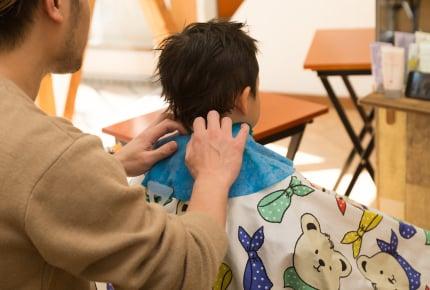 男の子の散髪はオーダーが難しい!イメージ通りの髪型にしてもらうための方法は?
