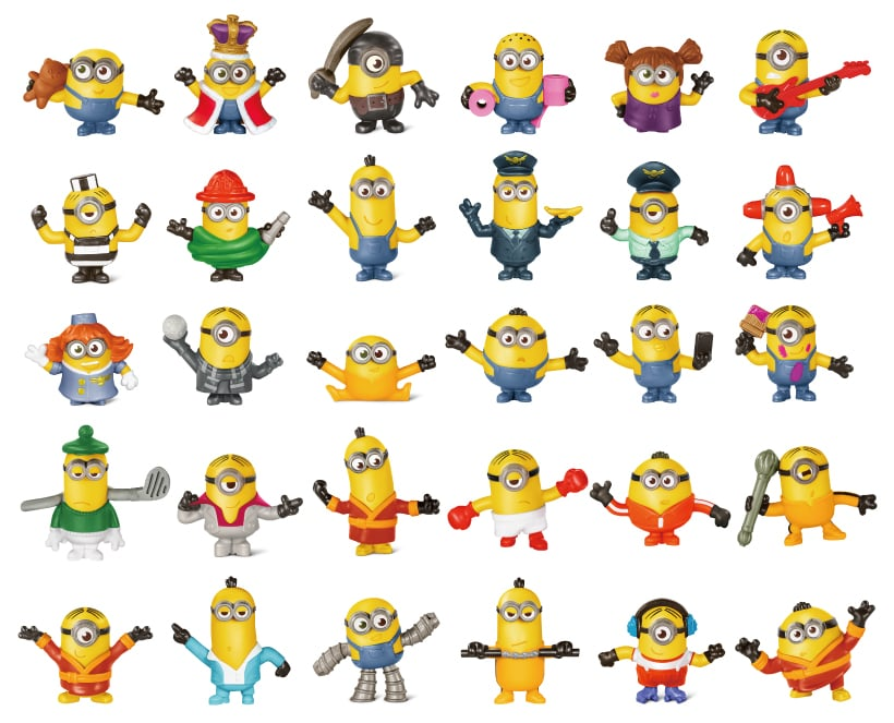 おもちゃ30種 集合画像