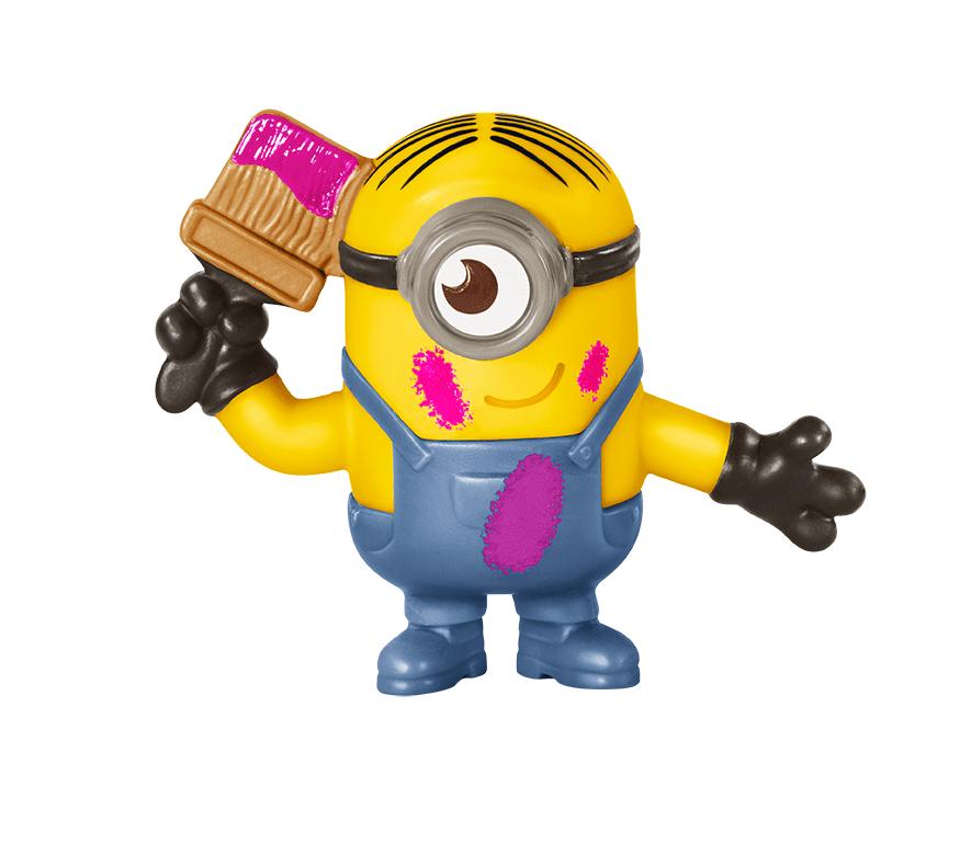 ハッピーセット「ミニオンズ」おもちゃ18