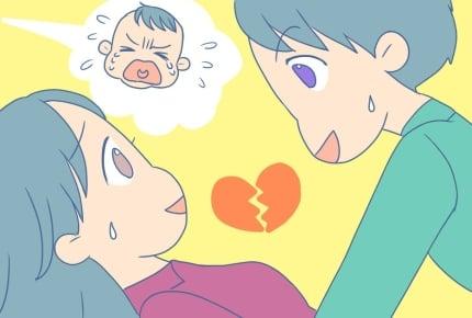 セックスレスによる旦那の浮気が心配、でもエッチの途中で赤ちゃんが起きてしまう……いい解決策ある?