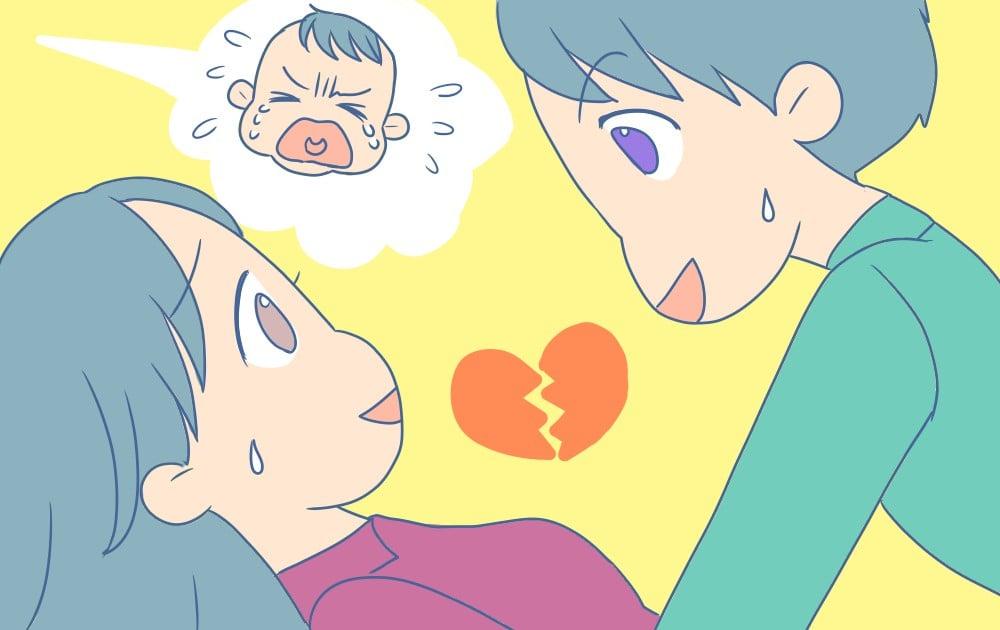 セックスレスによる旦那の浮気が心配、でもエッチの途中で赤ちゃんが起きてしまう……いい解決策ある?1
