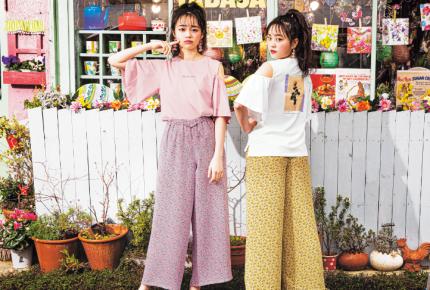 お手頃価格で可愛い140センチからの服が欲しい!「GU」のローティーン向けラインが8月11日より全都道府県で販売