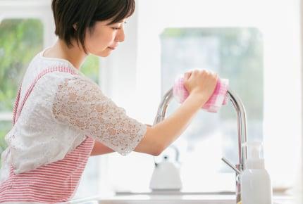 お風呂やシンクの掃除は毎日している?忙しいママたちの工夫