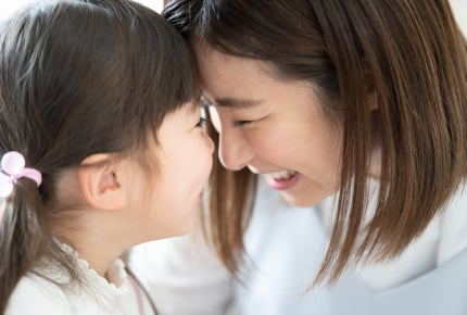親子の絆が深まる。1日1回は必ず「大好きだよ」を伝えるママたちの声