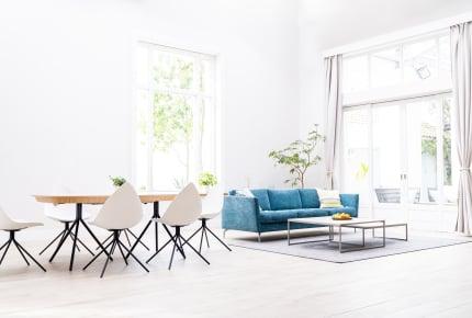 家の床を白っぽくするのは流行っている?フローリングの色に白を選んだママが語るメリット・デメリット
