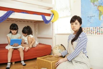 子どもが小1と年中になったけど、子育てが全然楽にならない!いつ楽になるの?