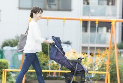 歩ける年齢なのに乗っていると恥ずかしい?ベビーカー、いつまで乗せますか?