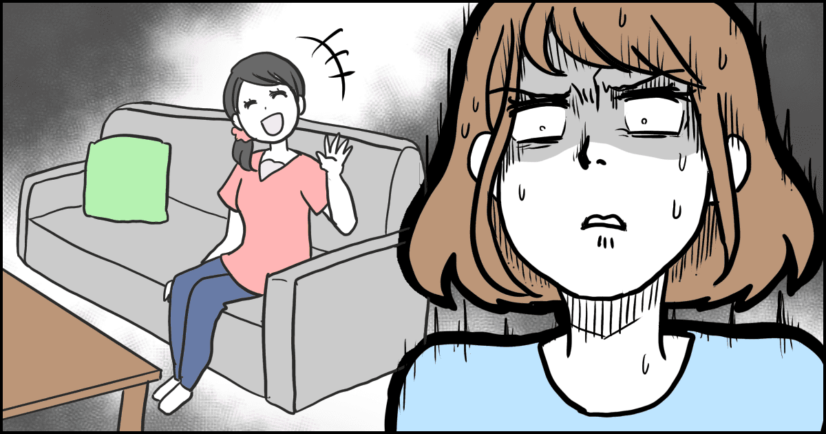_LIFE 2019_01_24顔見知りのママ友が家主不在の家に上がり込んでいた!これって非常識ですよね?①