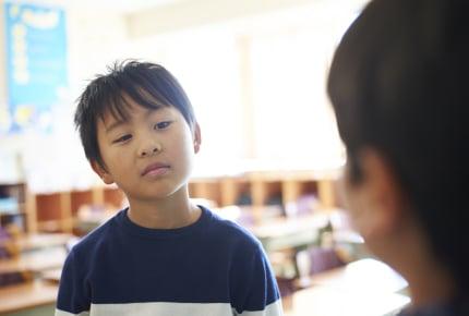 機嫌の良し悪しに関係なく暴力的な4歳のわが子。どうすれば直るの?