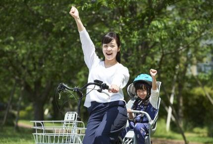 自転車送迎に不安なママ。先輩ママたちが体験談やおすすめグッズを教えてくれました!