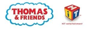 きかんしゃトーマス Thomas&Friends ロゴ