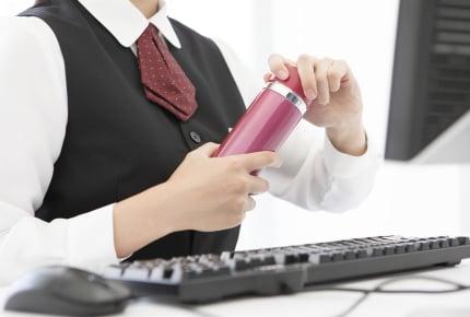 よく見かけるミニ水筒。ひと口で飲み終わっちゃう?飲料用だけじゃない便利な使い方