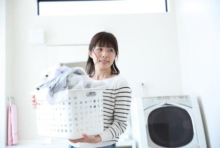 平日は4回、休日は8回!深夜までかかる洗濯に毎日疲れ切ってしまう。改善できる方法は?