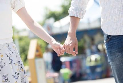 夫婦になっても、パパ・ママになっても、手をつなぎ続けることが夫婦円満の秘訣!