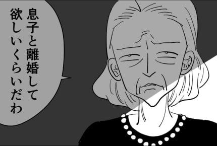 【後編】義母にブチギレ!「孫差別をやめて!」すると義母が「離婚して」と言ってきた