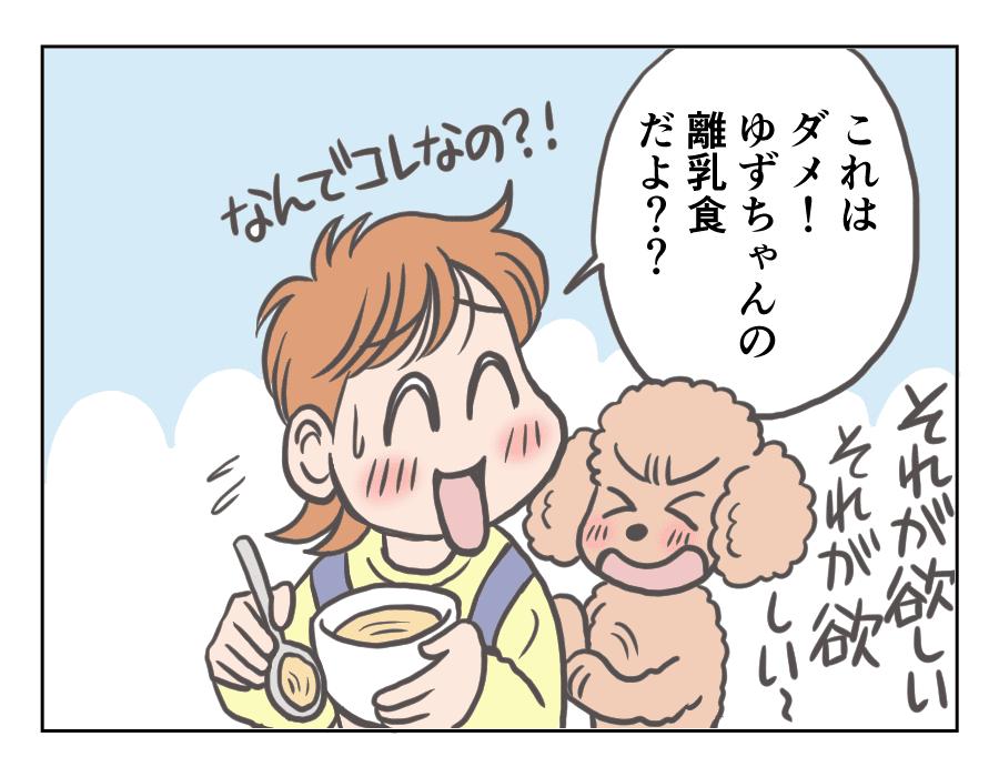 プリンと赤ちゃん8-3