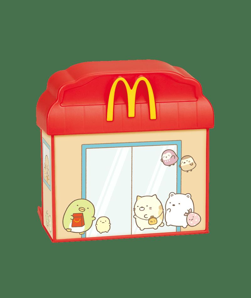 【第1弾】「こーんのマクドナルドレストラン」お店