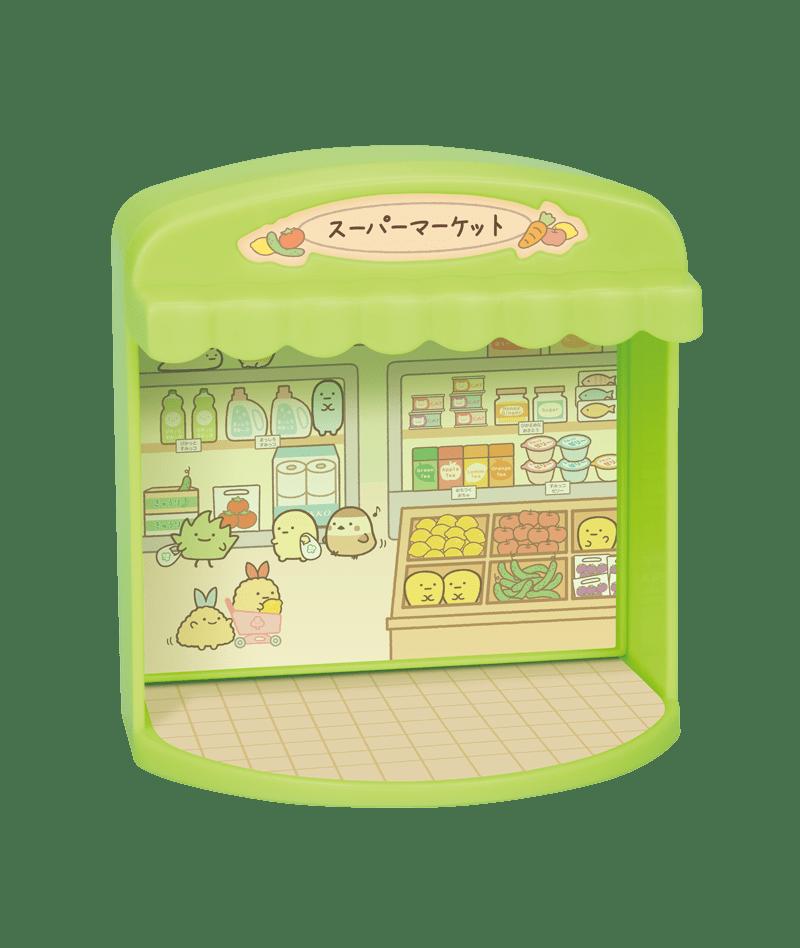 【第2弾】「とかげのスーパーマーケット」お店