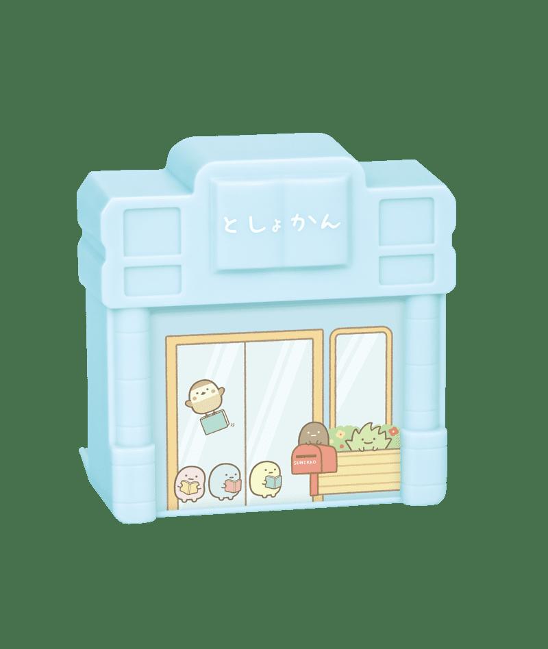 【第2弾】「ぺんぎん?のとしょかん」お店