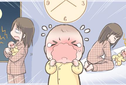 赤ちゃんが夜泣きをしても不安にならなくていい理由【新生児科医・今西洋介先生】