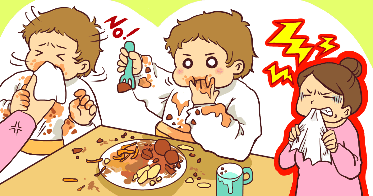 030_ 子どもの食事・離乳食_おんたま