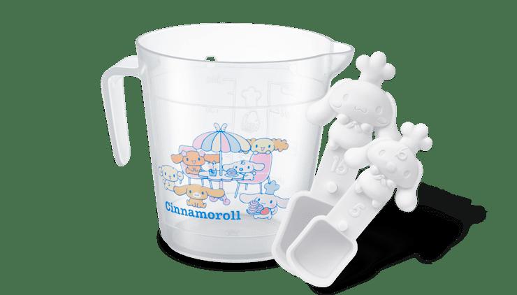 【第2弾】シナモロールの計量カップ&スプーンセット