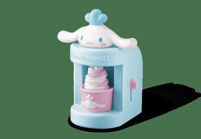 【第1弾】シナモロールのソフトクリームマシン