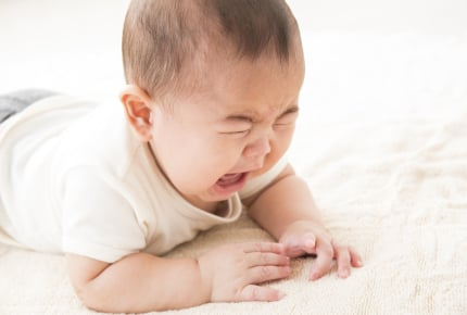 生後4カ月の子どもが起きてる間はずっと泣いている。家事もできないけどどうしたらいいの……