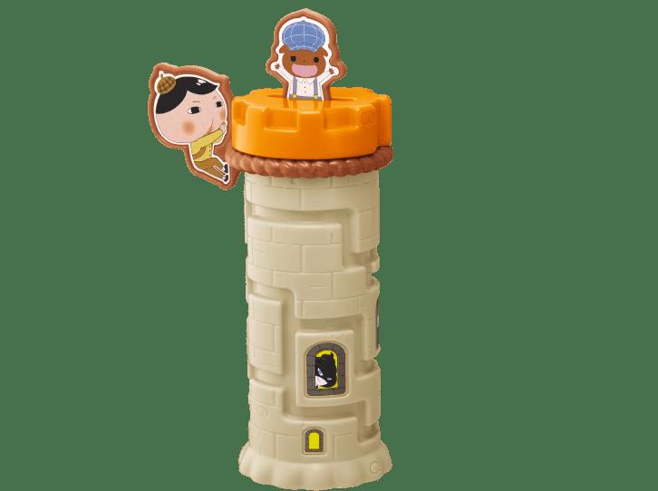 【第1弾】ブラウンきゅうしゅつ!タワーめいろ2