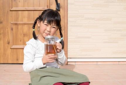 子どもらしいって何?ジュースを飲まない4歳のわが子は変わっている?