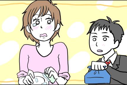 【後編】家族5人、旦那と子どもたちに自分のおかずまで食べつくされる……解決策は意外なところに!