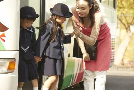 幼稚園へのバス通園と車での送迎、どちらが便利?ママたちの回答とは